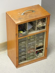 Empire storage cabinet 1962