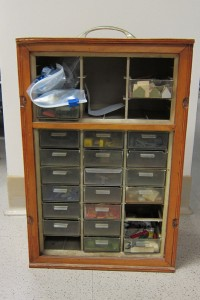 Empire storage cabinet (front view)